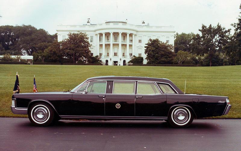 Lincoln Continental – 1972