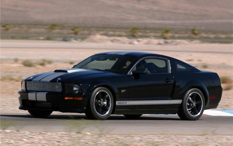 2007 Shelby GT – $600,000 (2007)