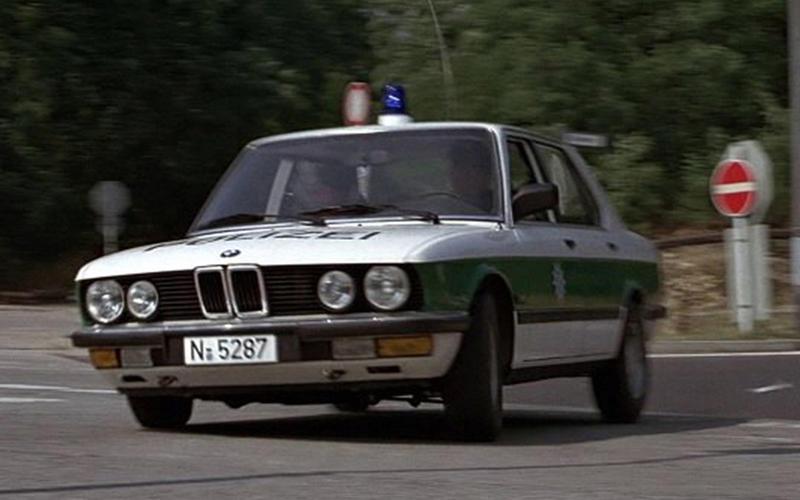 BMW 518i - OCTOPUSSY (1963)