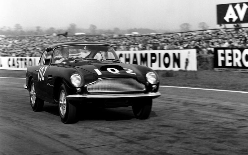 Aston Martin DB4 GT (1959)