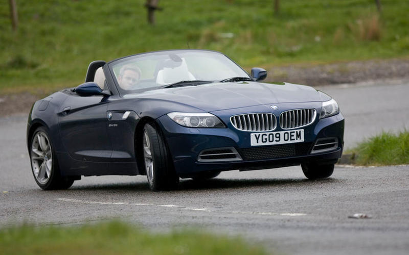 BMW Z4 E89 (from £8000)