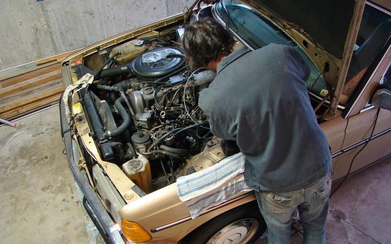 Ignoring maintenance