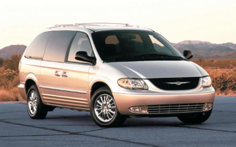 Chrysler RS minivans