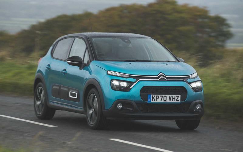 Citroën C3 – £13,995