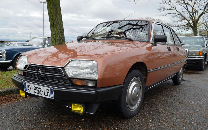 Citroën GSA (1979)