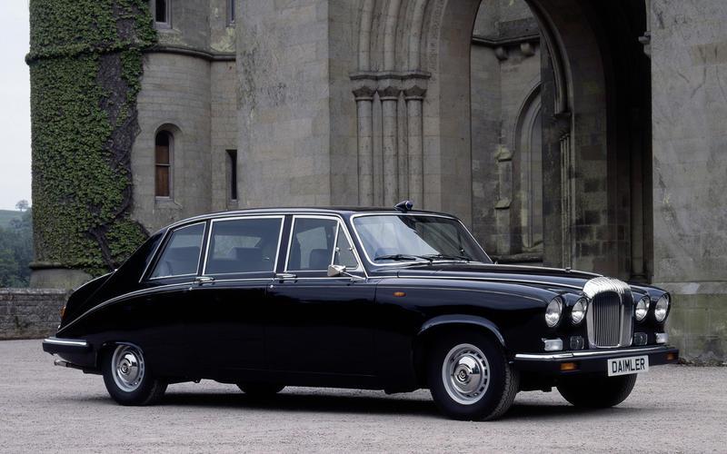 Daimler DS420 (1968)