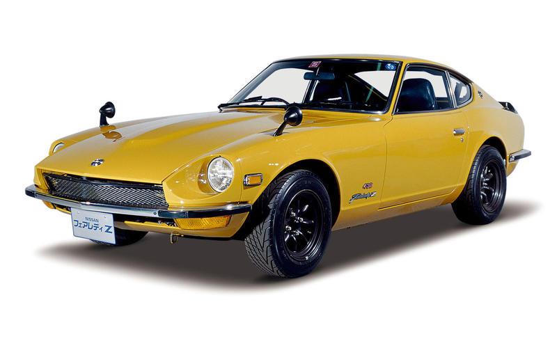 Nissan-Fairlady Z 432 (1971)