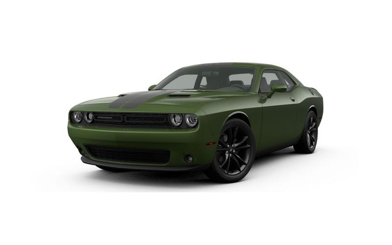 Dodge Challenger (good)