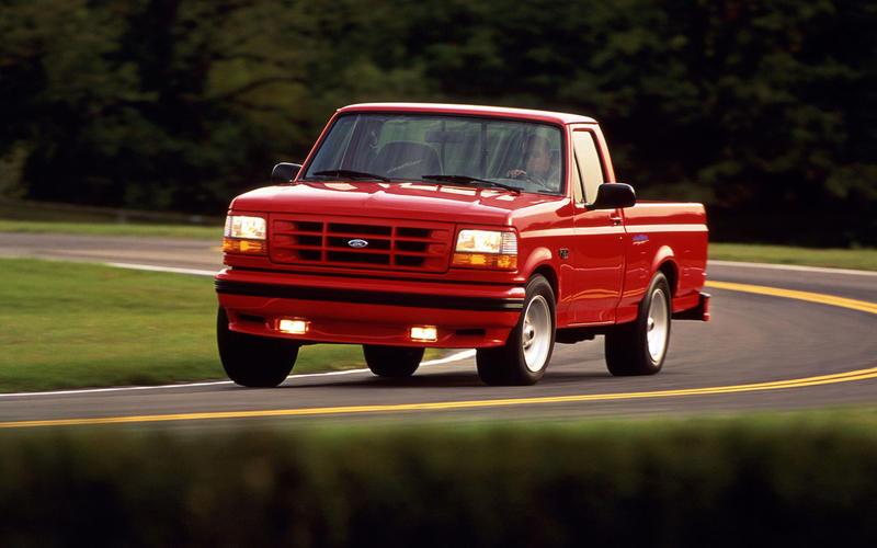 Ford F-150 SVT Lightning (first generation, 1993)
