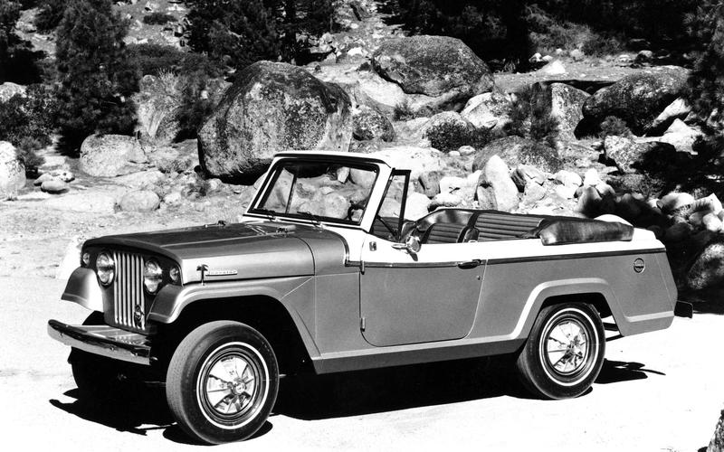 Jeepster (1948-1951)