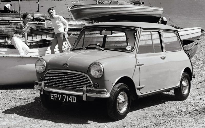 Austin Seven/Morris Mini-Minor (1959)