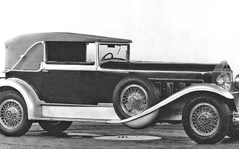 Straight 12 - First used: 1920