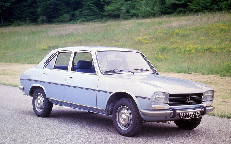 1969: Peugeot 504
