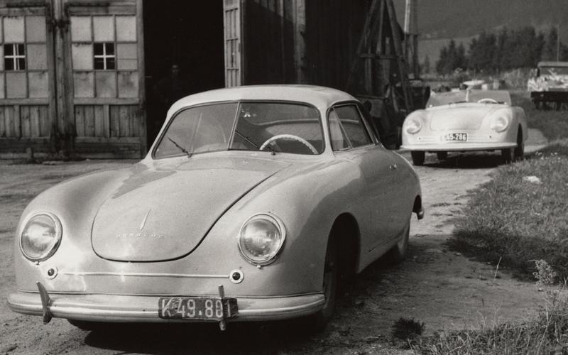 Porsche 356 (1948)
