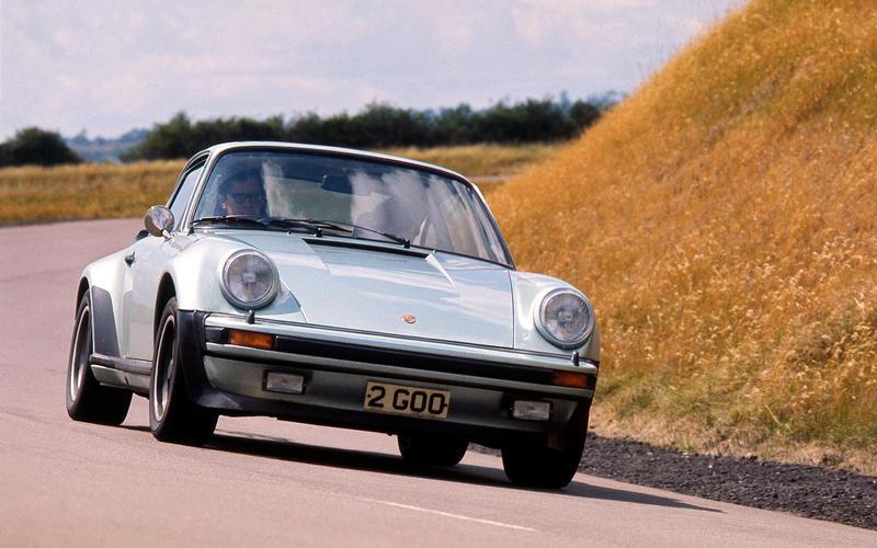 1968-78: Porsche 911 Turbo (1974)