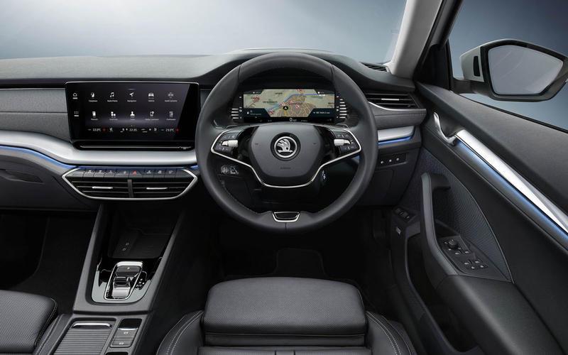 Britain's Best Family Car 2020: Skoda Octavia Estate