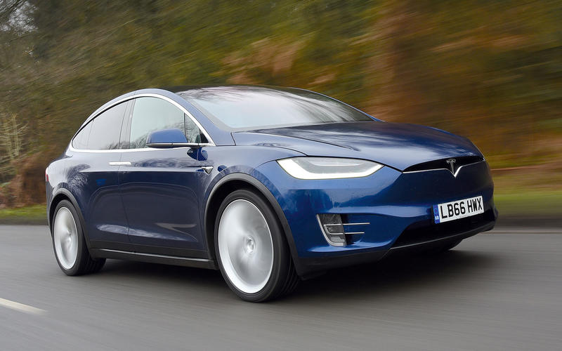 Tesla Model X Performance – from £107,190