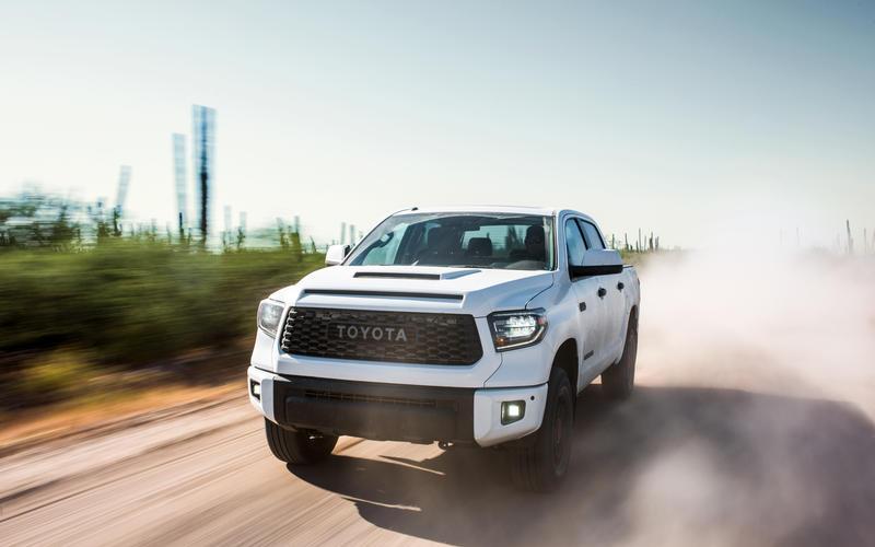 Toyota Tundra (2020)