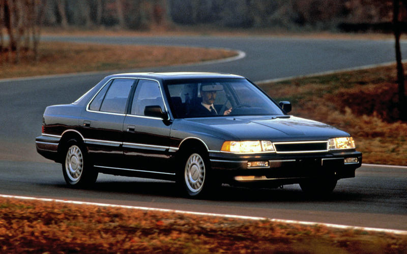 Acura: Legend (1986)