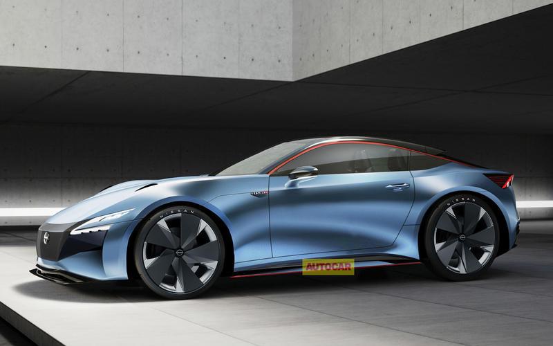 MID 2021: Nissan 400Z