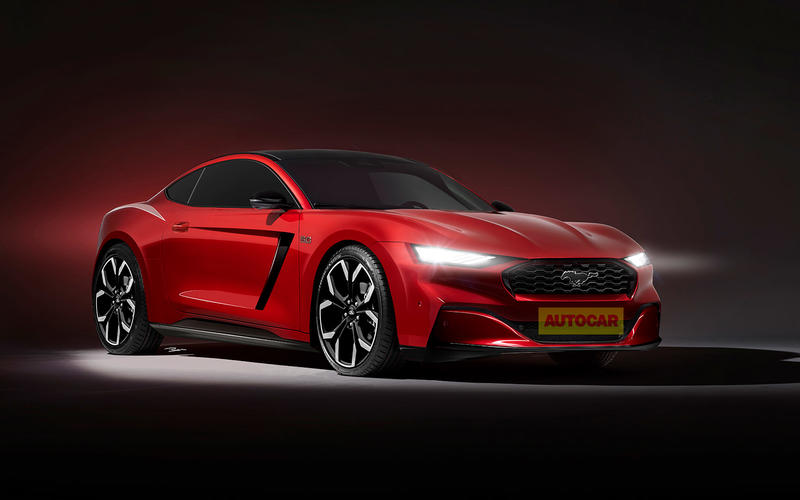 2022: Ford Mustang