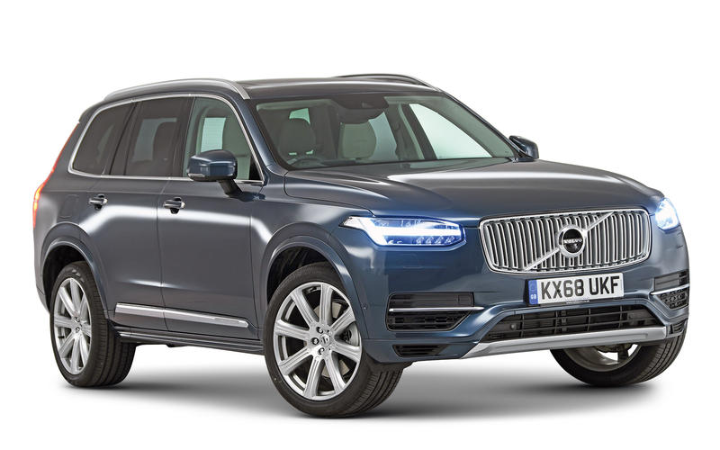 BEST BUY - MORE THAN £50,000 - Volvo XC90 T8 Inscription