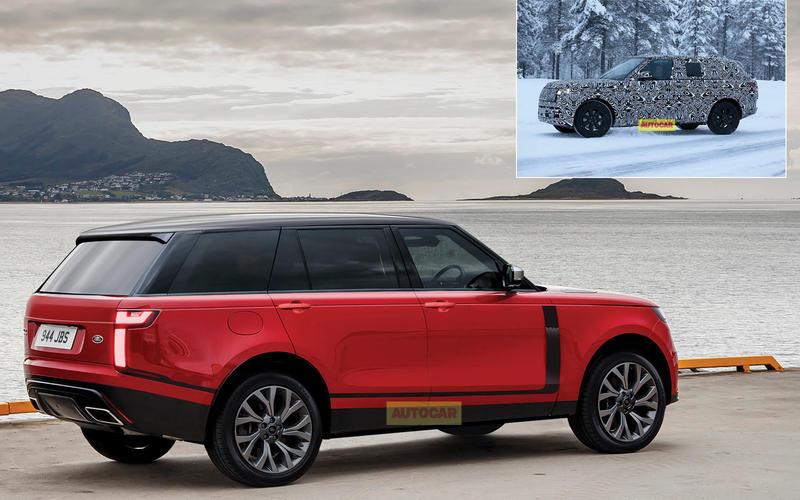 2022: Range Rover Mk5