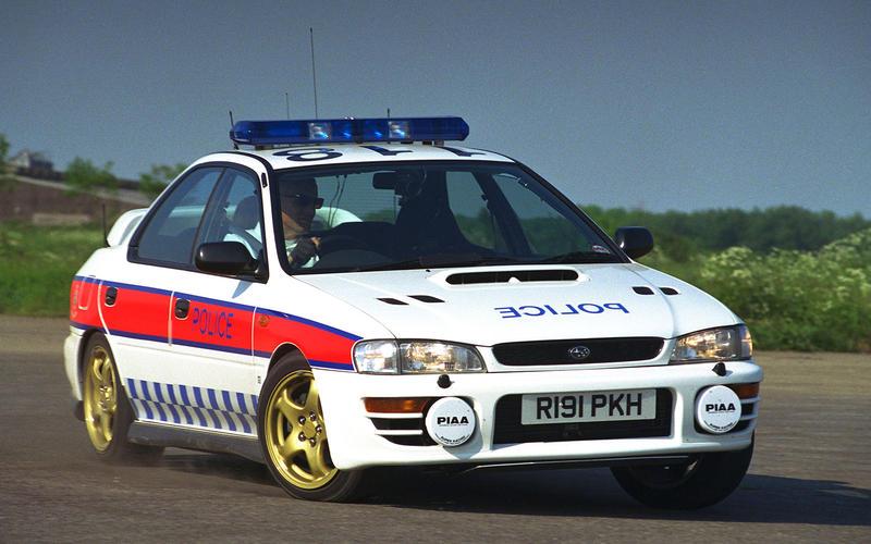11: Subaru Impreza (Britain)