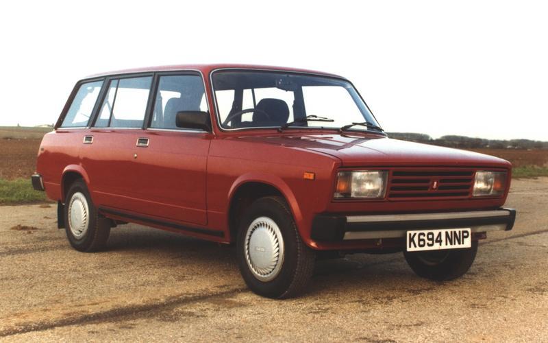 Lada – Riva, 1980-2015: 18 million