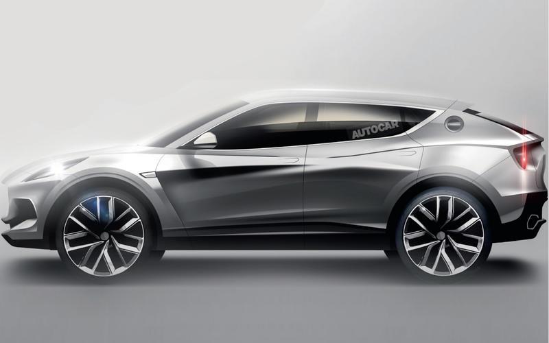 2022: Lotus SUV