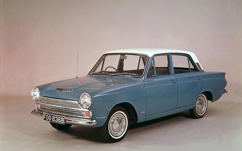34 1962 Ford Cortina Mk 1