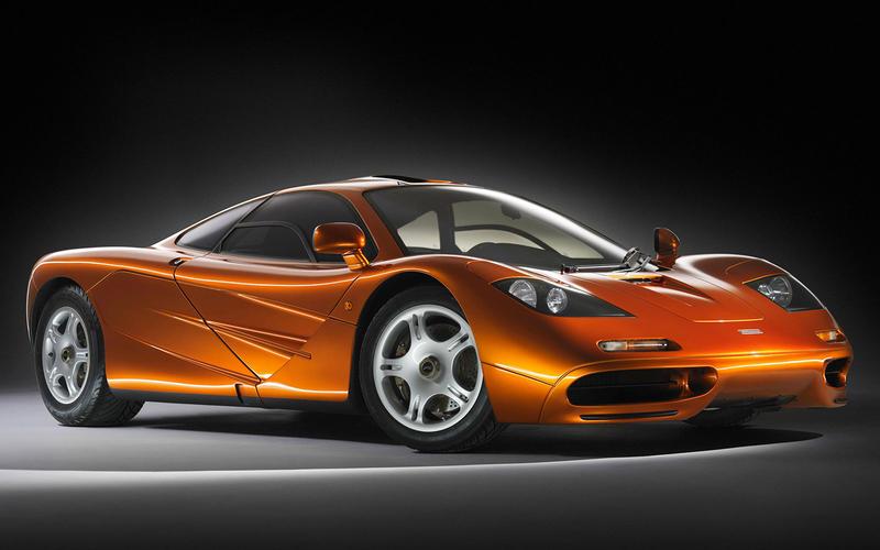 McLaren: F1 (1992)