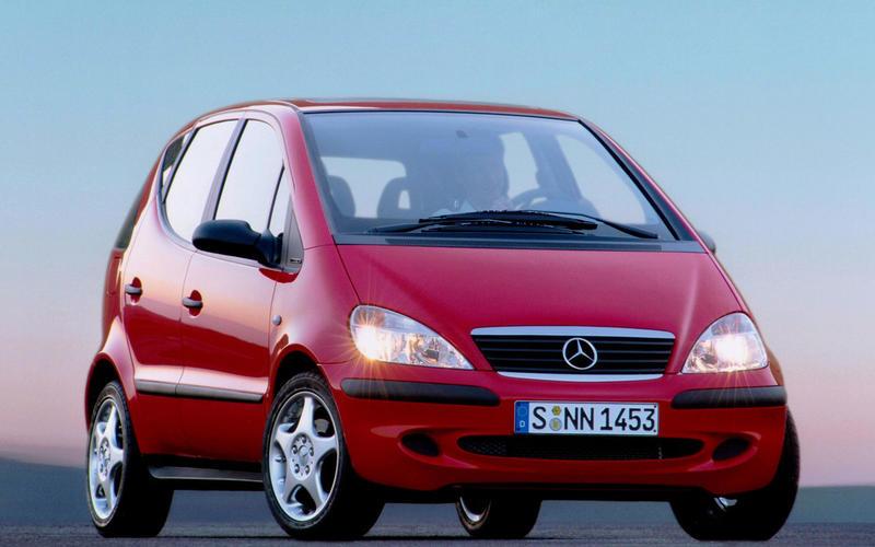 ESP: Mercedes-Benz A-Class (1995)