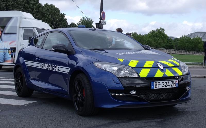 8: Renault Megane RS (France)