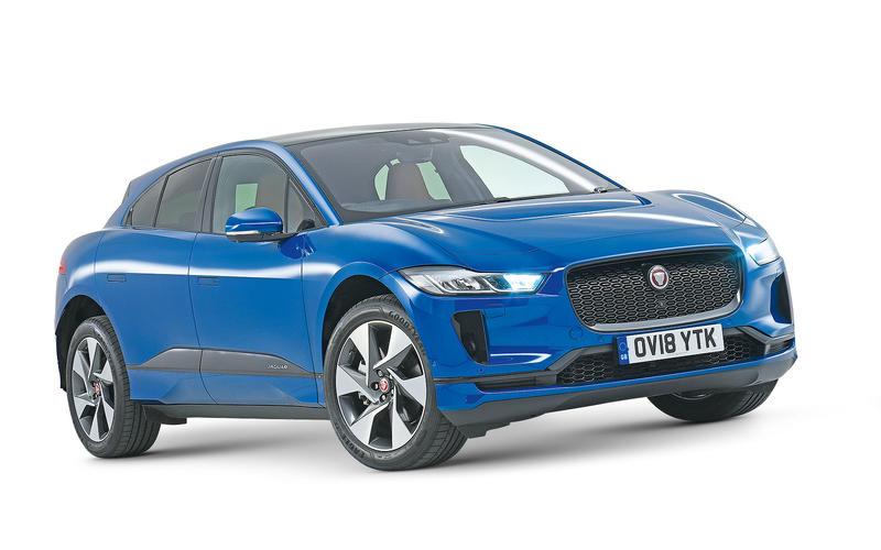 BEST BUY - MORE THAN £60,000 - Jaguar I-Pace EV400 S