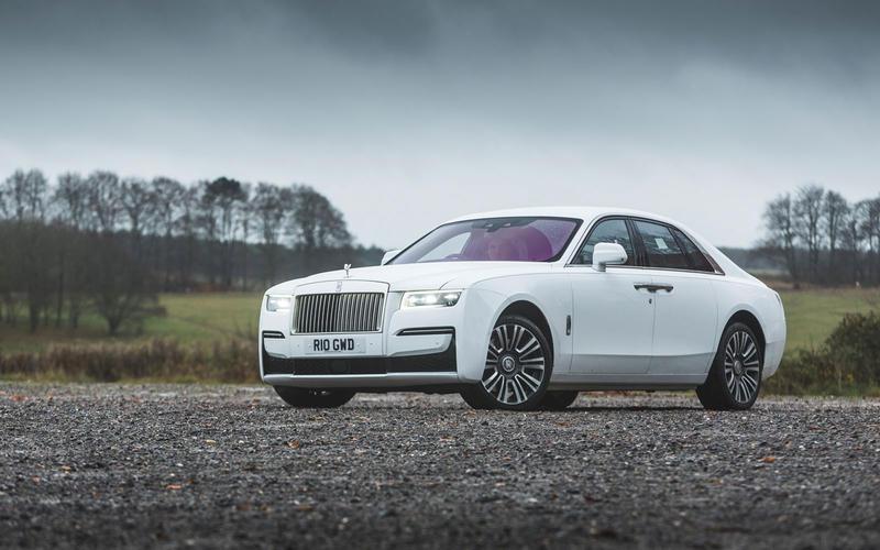 32 2020 Rolls-Royce Ghost – NEW ENTRY
