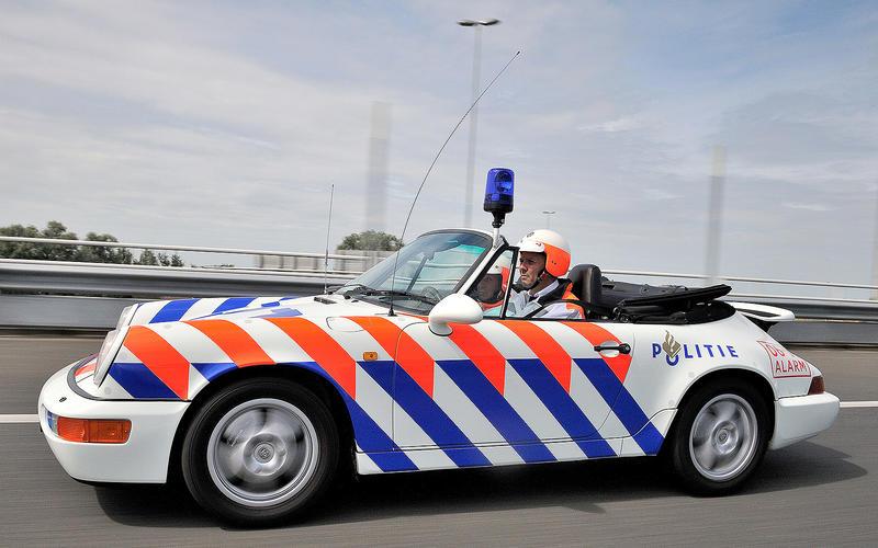 8: Porsche 911 (964) (Netherlands)