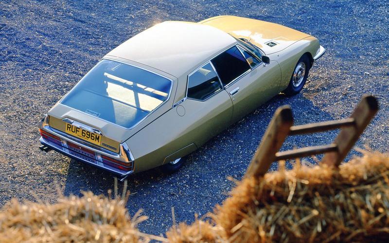 36. 1971 Citroën SM (UP 4)