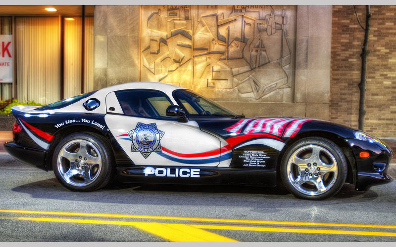 5: Dodge Viper GTS (USA)