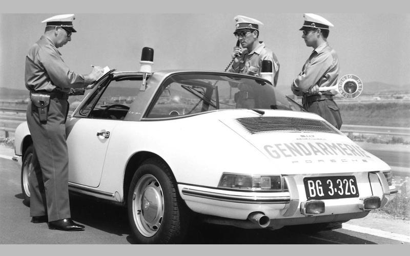 5: Porsche 911 Targa (Austria)