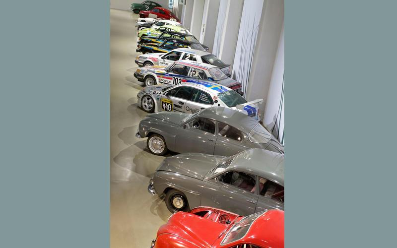 Saab Car Museum – Sweden