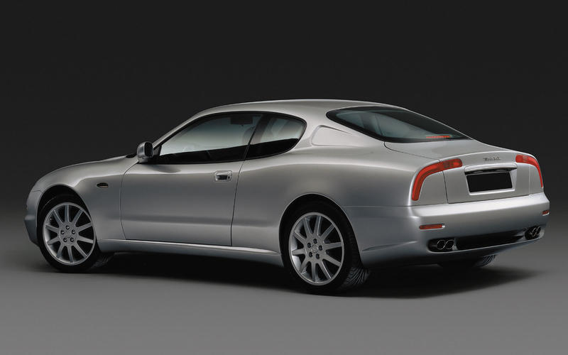LED LIGHTS: Maserati 3200GT (1998)