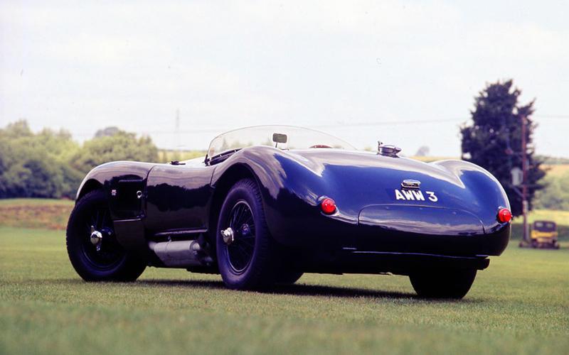 32. 1952 Jaguar C-Type (DOWN 1)
