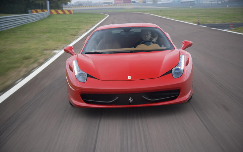 17=: Ferrari 458 Italia: 1min 8.90secs
