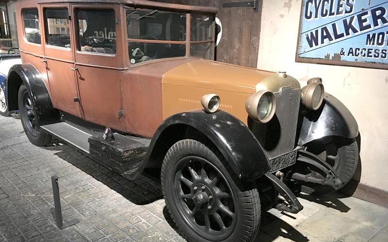 Rover 16/50 (1927)