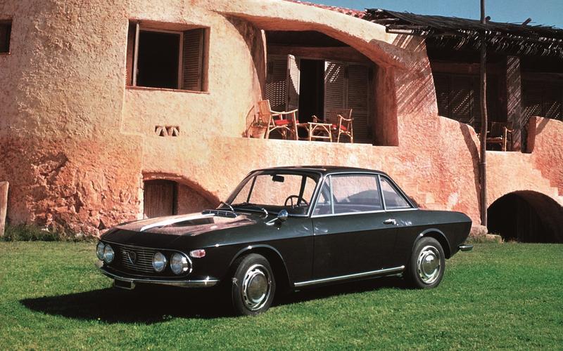 Lancia Fulvia Coupe (1965)