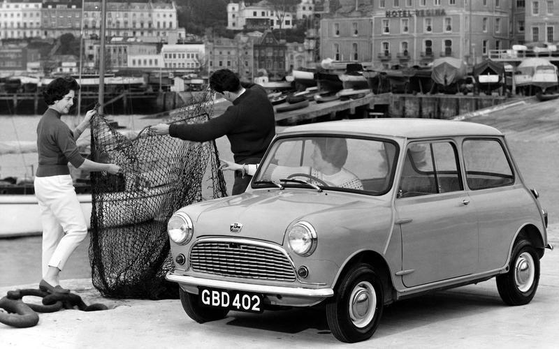BMC Mini (1959)