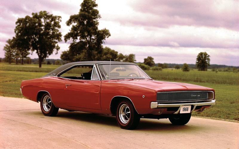 Dodge Charger (1968)