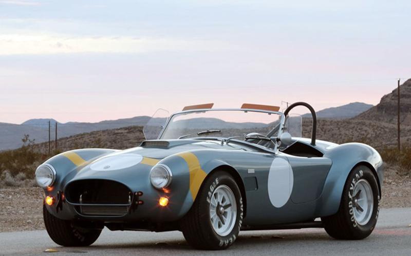 AC Cobra Halibrand (1965)