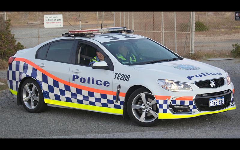 76: Holden Commodore SV6 (Australia)